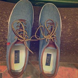 Men's Polo Ralph Lauren Vaughn Sneakers